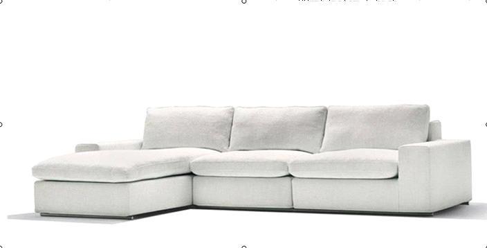 White Fabric Sofas Thesofa For White Fabric Sofas (#15 of 15)