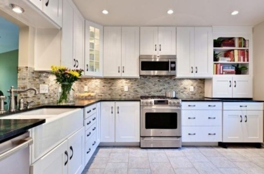White Kitchen Cabinet Doors Sl Interior Design Inside White Kitchen Cupboard Doors (#13 of 15)