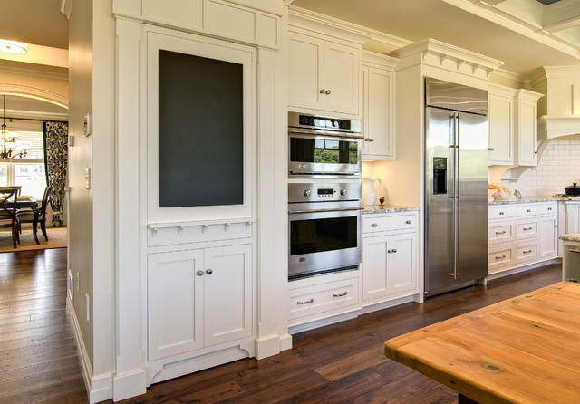 White Kitchen Cupboard Doors In Eclectic Kitchen Among White With Regard To White Kitchen Cupboard Doors (#14 of 15)