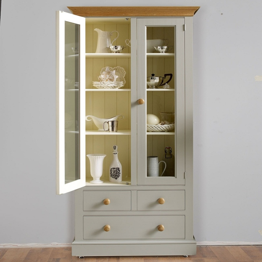 White Painted Bookcase With Drawers Doherty House Fabulous For White Painted Bookcase (#12 of 15)