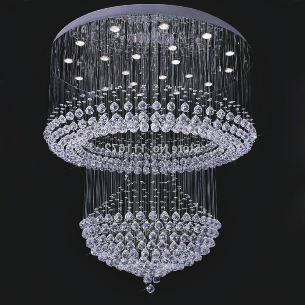Popular Photo of Extra Large Chandelier Lighting