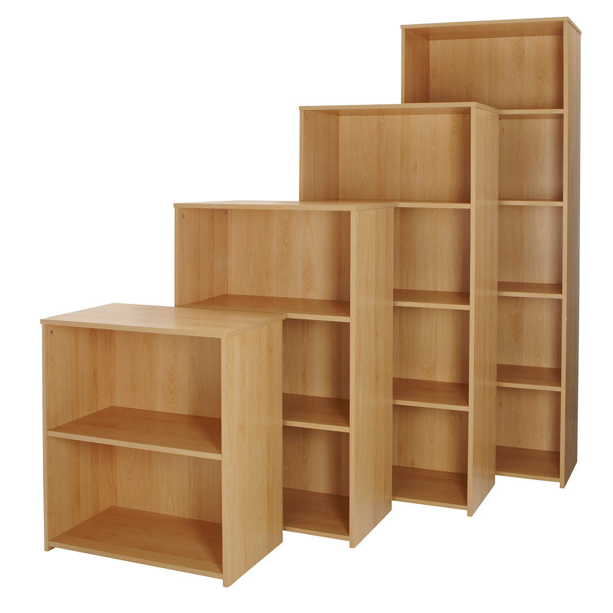 Wooden Bookcases Uk Kashiori Wooden Sofa Chair Bookshelves Throughout Beech Bookcases (#15 of 15)