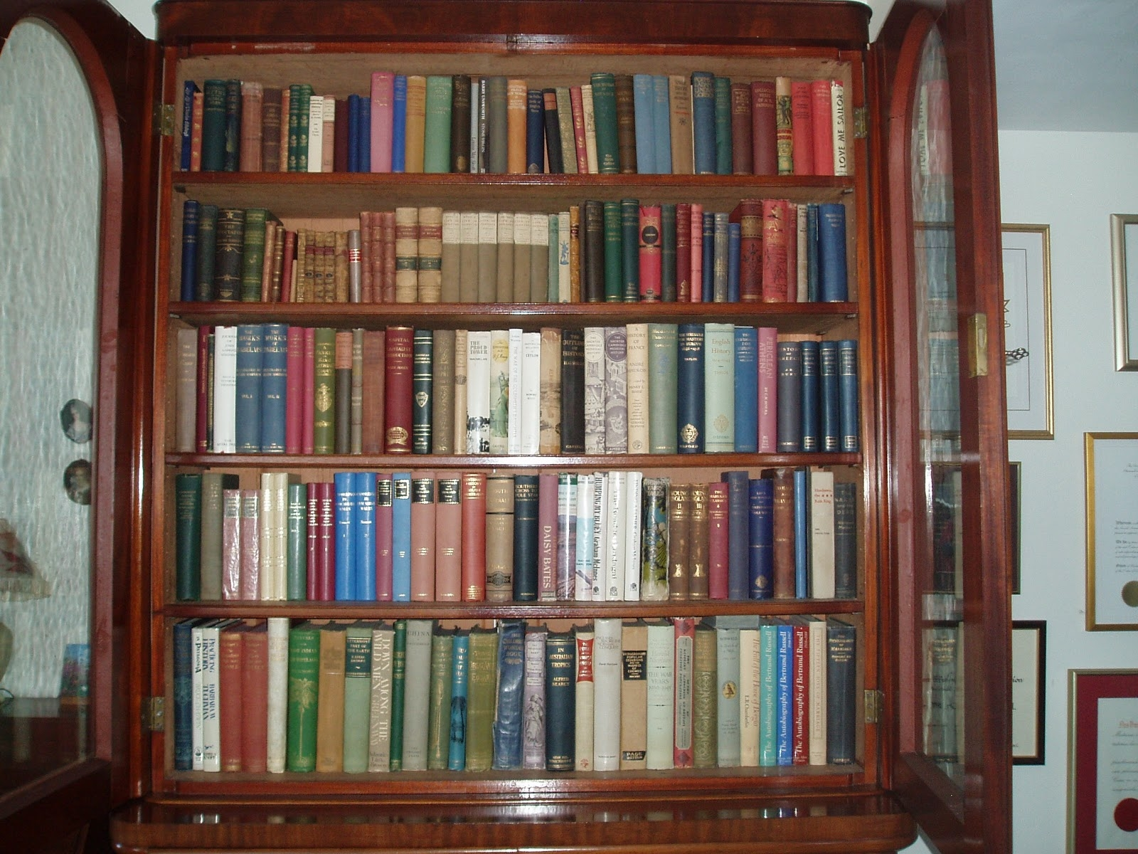 Wooden Bookshelves Source Ora Collection Of Elegant Wooden In Wooden Bookshelves (#14 of 14)