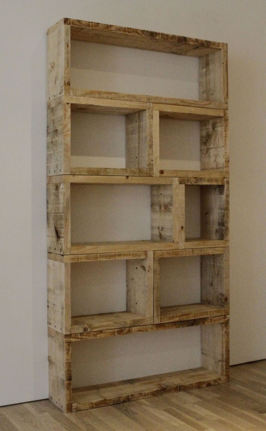 Wooden Handmade Bookshelves Create Your Handmade Bookshelves Throughout Handmade Bookshelves (#15 of 15)