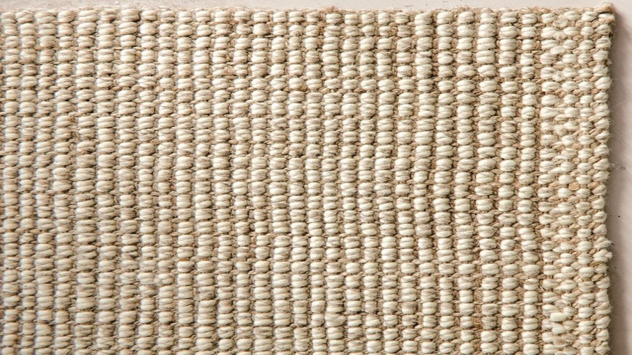Wool And Jute Rugs Jute And Sisal Area Rugs Chunky Wool Jute Rug Intended For Wool Sisal Area Rugs (#10 of 15)