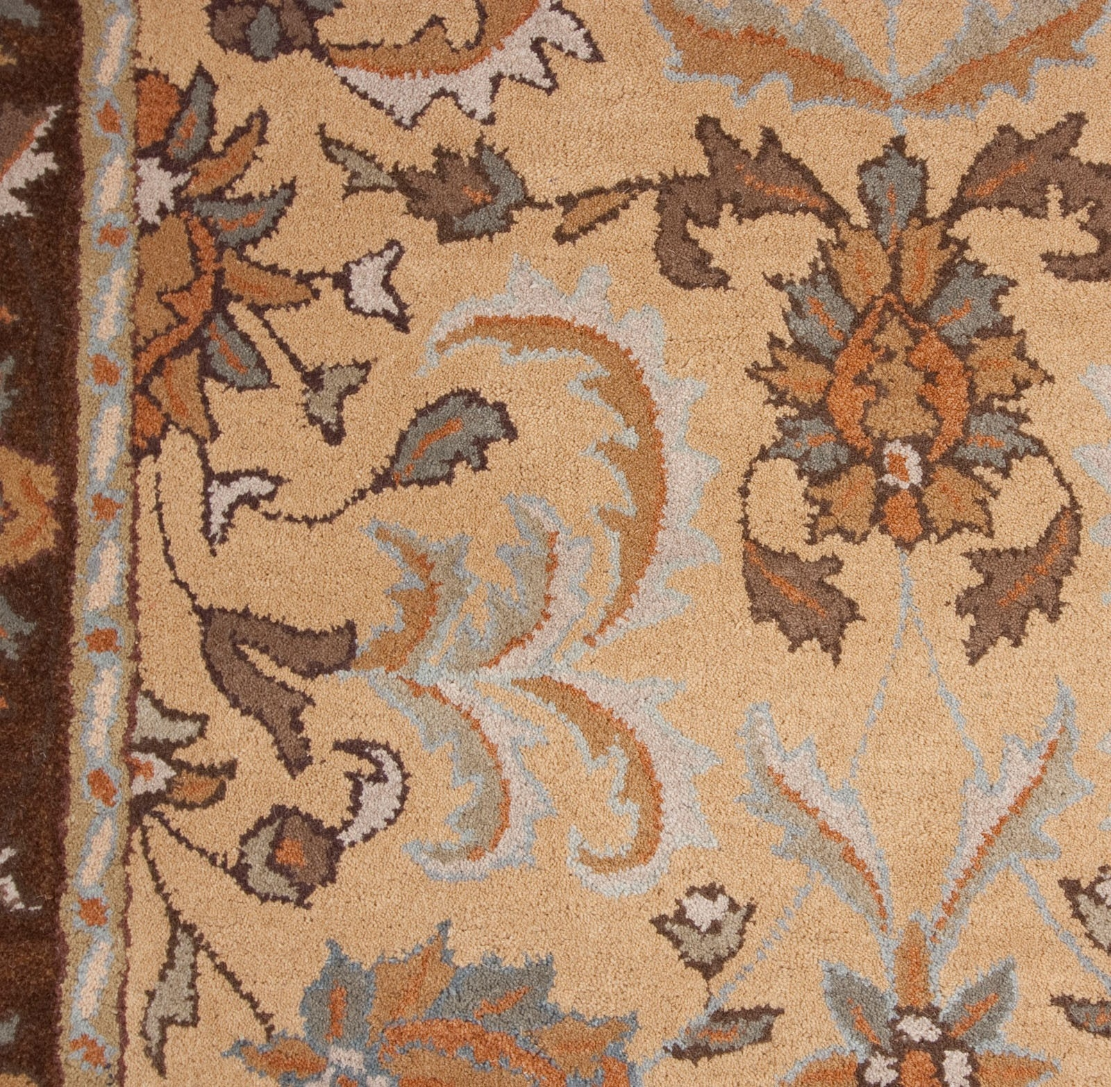 Wool Area Rugs Dunes Collection Candler Wool Area Rug Kinder With Hand Tufted Wool Area Rugs (#14 of 15)