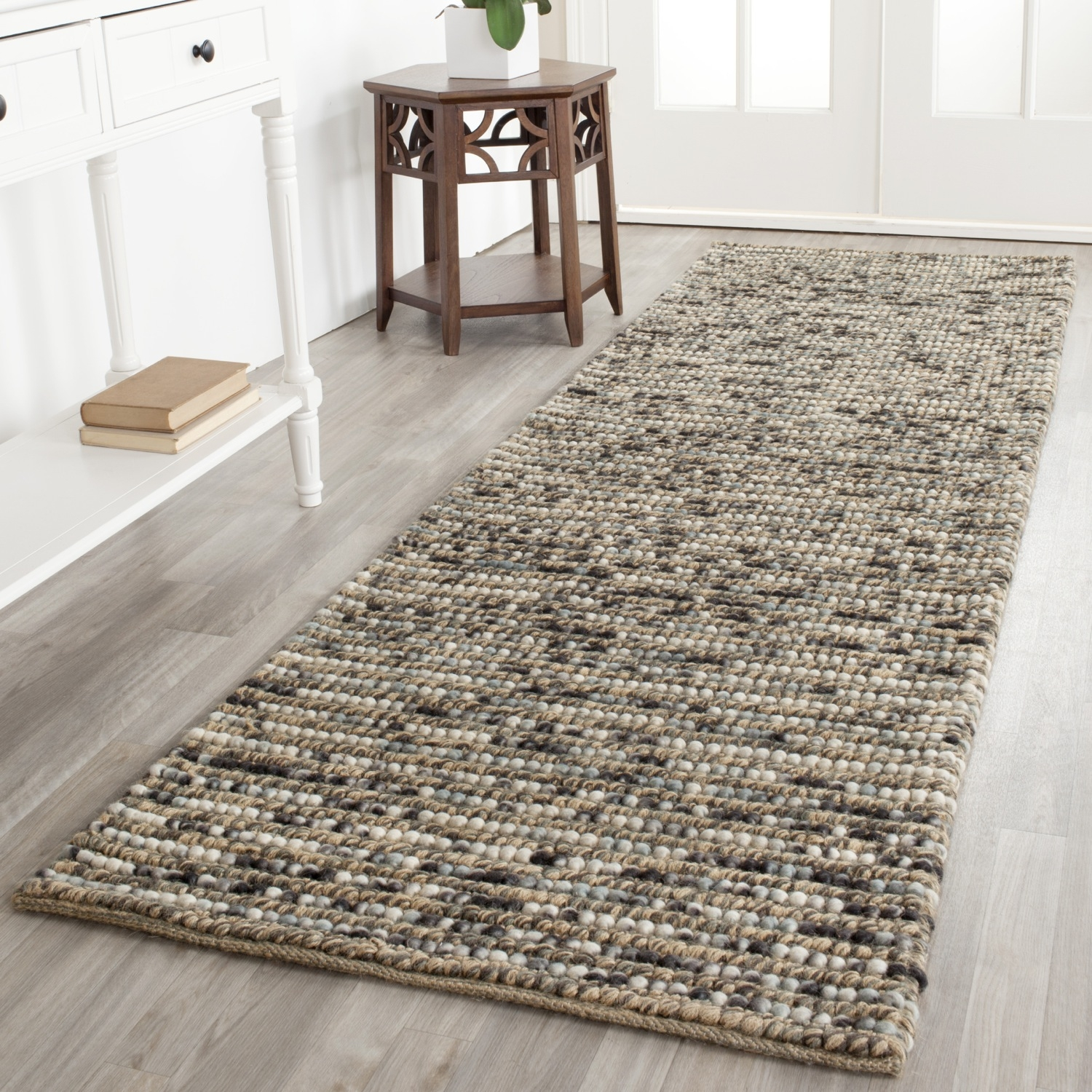 Wool Jute Area Rugs Roselawnlutheran For Natural Wool Area Rugs (#13 of 15)