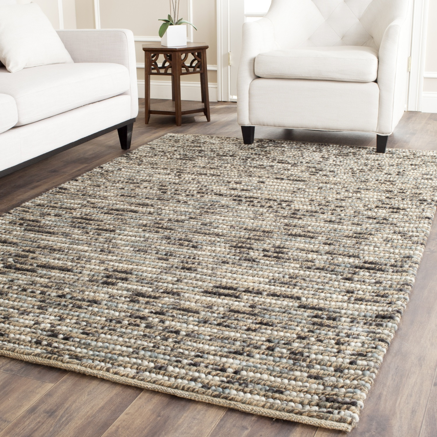 Popular Photo of Natural Wool Area Rugs