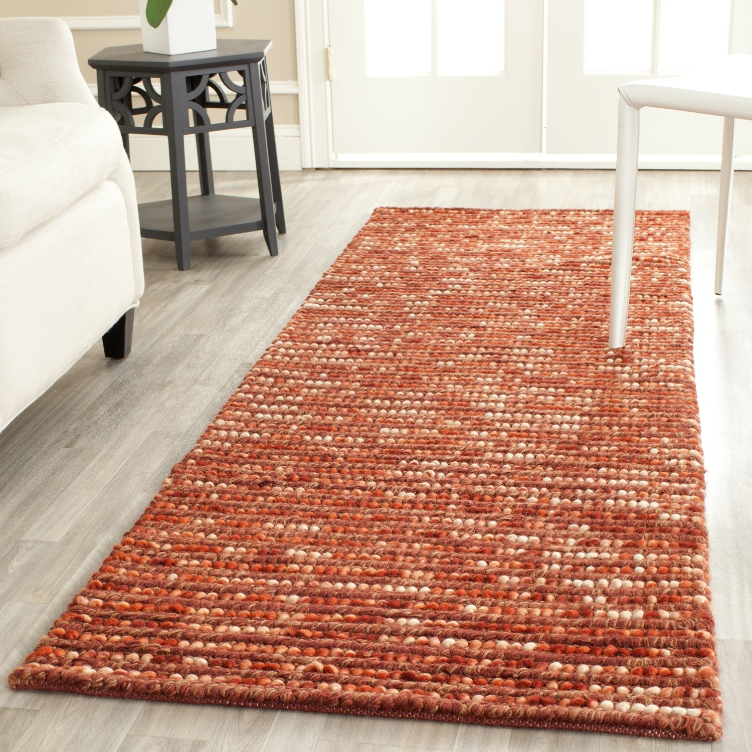 Wool Jute Area Rugs Roselawnlutheran Intended For Jute And Wool Area Rugs (#7 of 7)