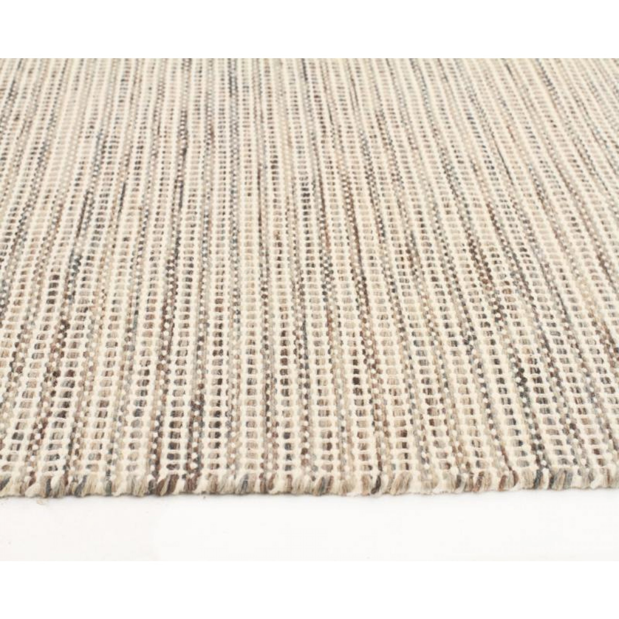 Wool Marel Natural Flat Weave Floor Area Rug Free Shipping Regarding Natural Wool Area Rugs (#15 of 15)