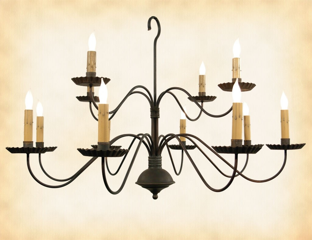 Wrought Iron Chandeliers Rustic Fearsome On Modern Home Decor With Modern Wrought Iron Chandeliers (#10 of 12)
