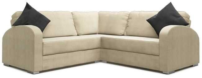 Xuxu 2×2 Low Back Corner Sofa Nabru Pertaining To 2×2 Corner Sofas (View 15 of 15)