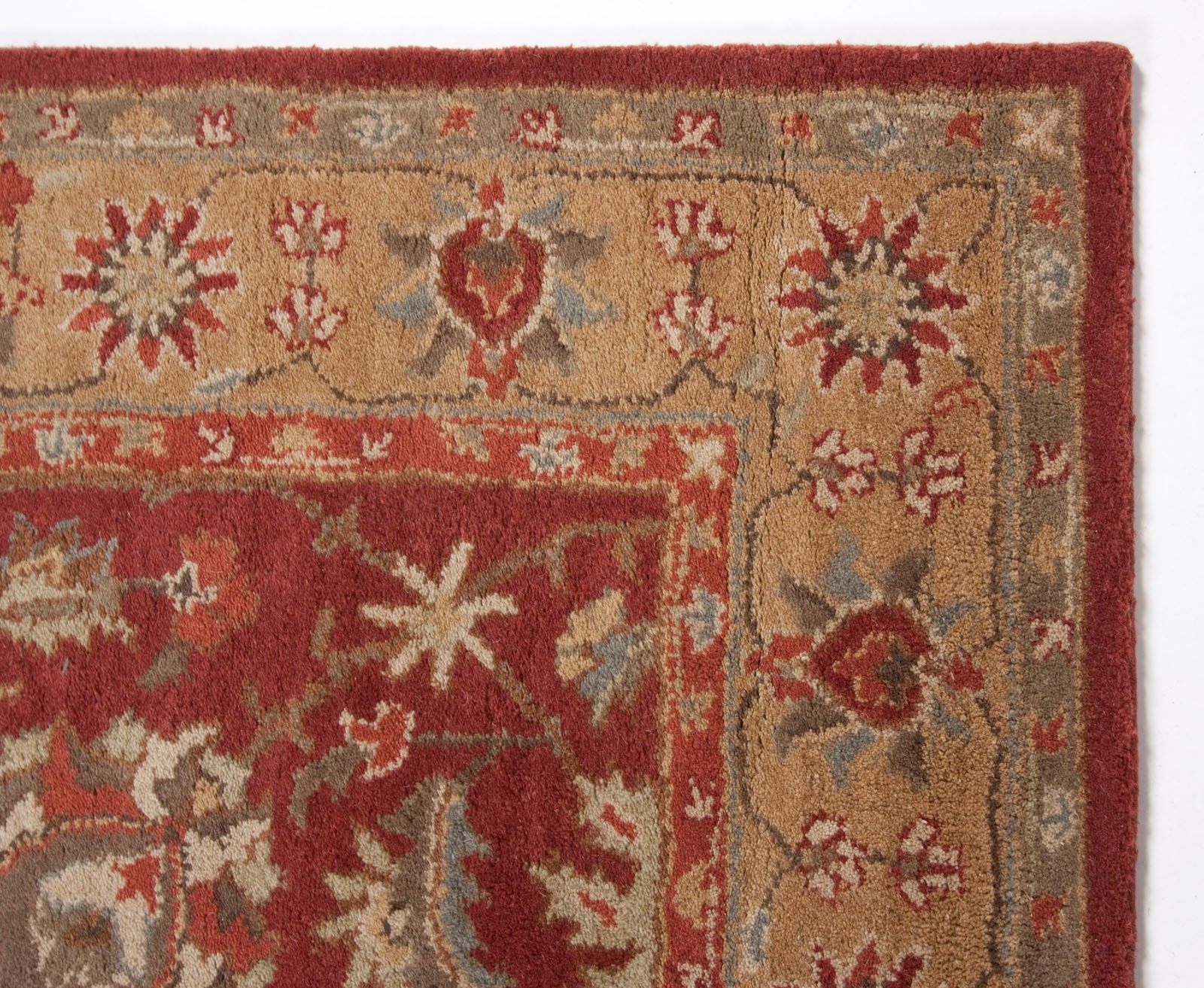 15 Collection Of Wool Area Rugs 5 215 8
