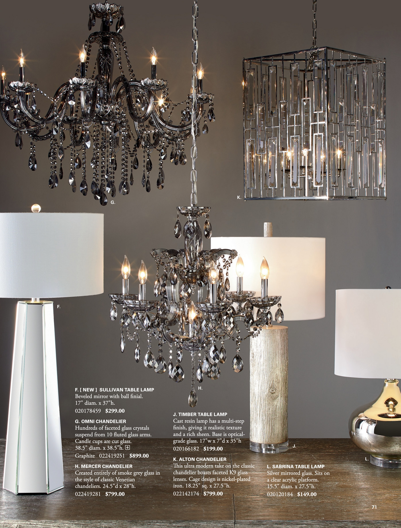 Inspiration about Z Gallerie Color Full Page 70 71 In Mirrored Chandelier (#6 of 12)