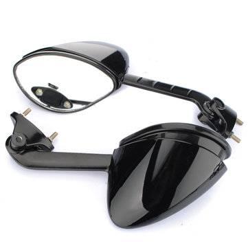 06 10 Kawasaki Ninja Zx14 Zx14R Black Mirrors – Us$ (#1 of 30)