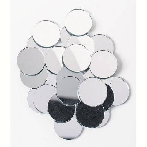 1 Inch Round Mirrors, Value Pack | Small Round Mirrors With Round Mirrors (View 15 of 30)
