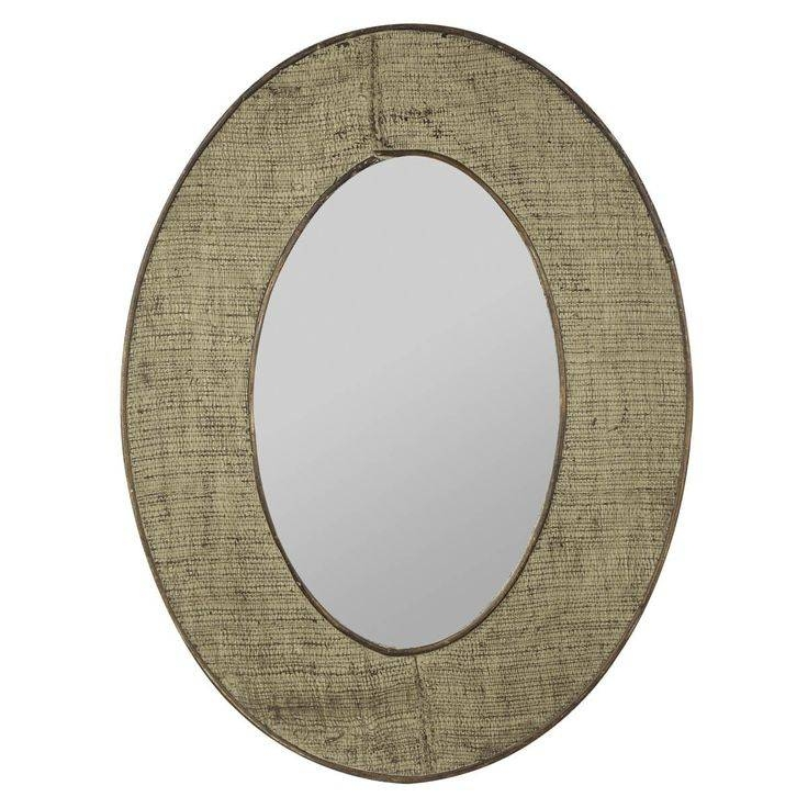10 Best Eclectic Oval Shaped Dresser Mirrors Images On Pinterest With Regard To Oval Shaped Wall Mirrors (#2 of 15)