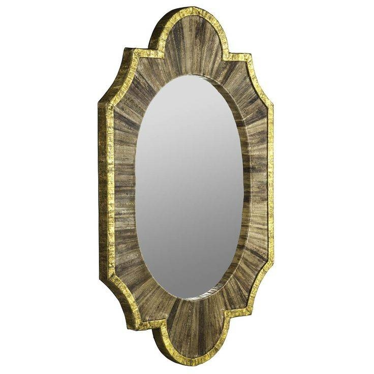 10 Best Eclectic Oval Shaped Dresser Mirrors Images On Pinterest Within Oval Shaped Wall Mirrors (#3 of 15)