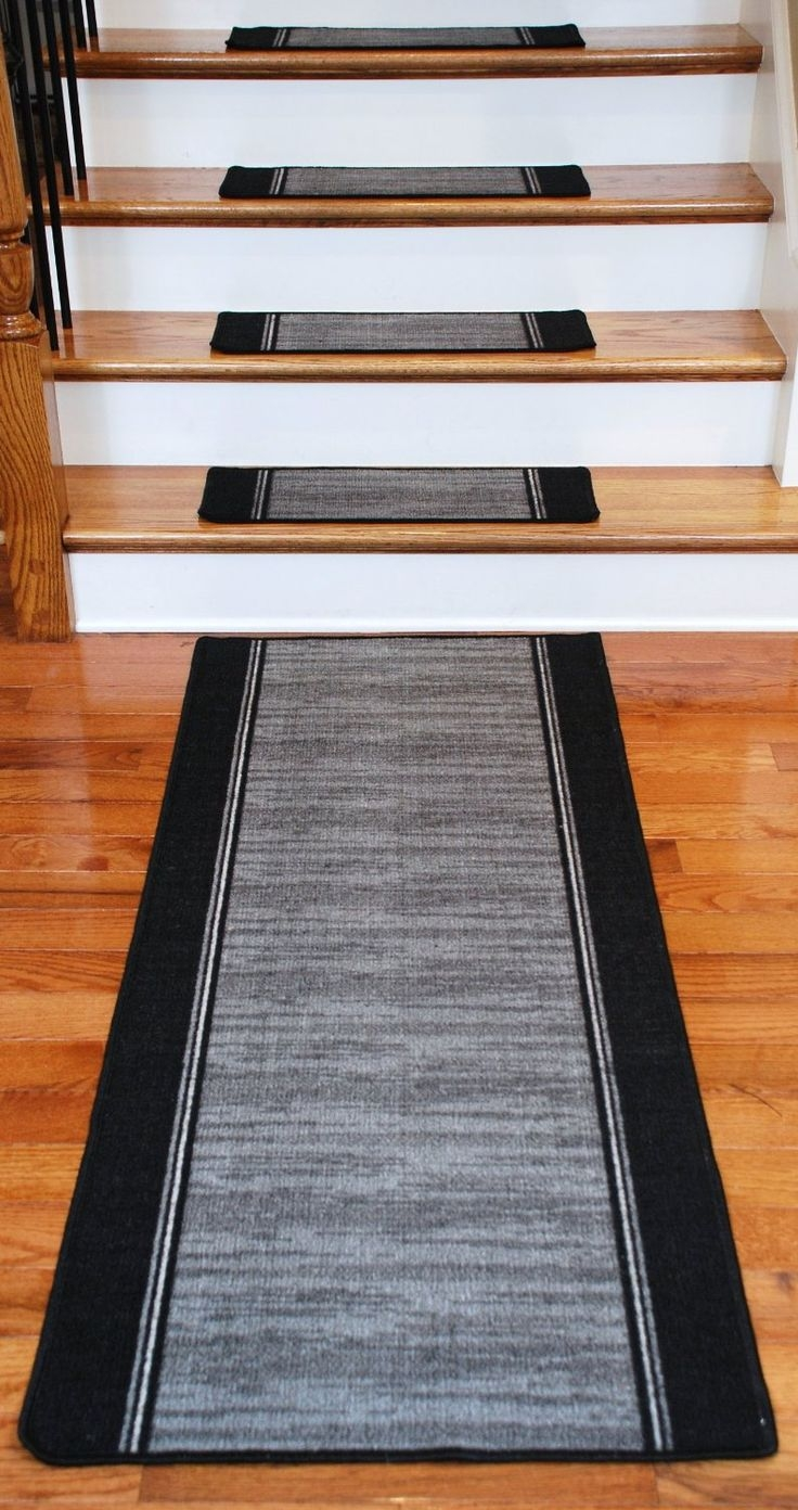 10 Best Floors Images On Pinterest Carpet Stair Treads Carpet With Regard To Washable Stair Tread Rugs (#1 of 20)