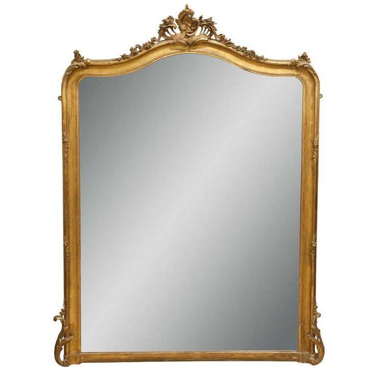 10 Best Mirrors Images On Pinterest | Napoleon, Antique Mirrors Within Black Antique Mirrors (#1 of 30)