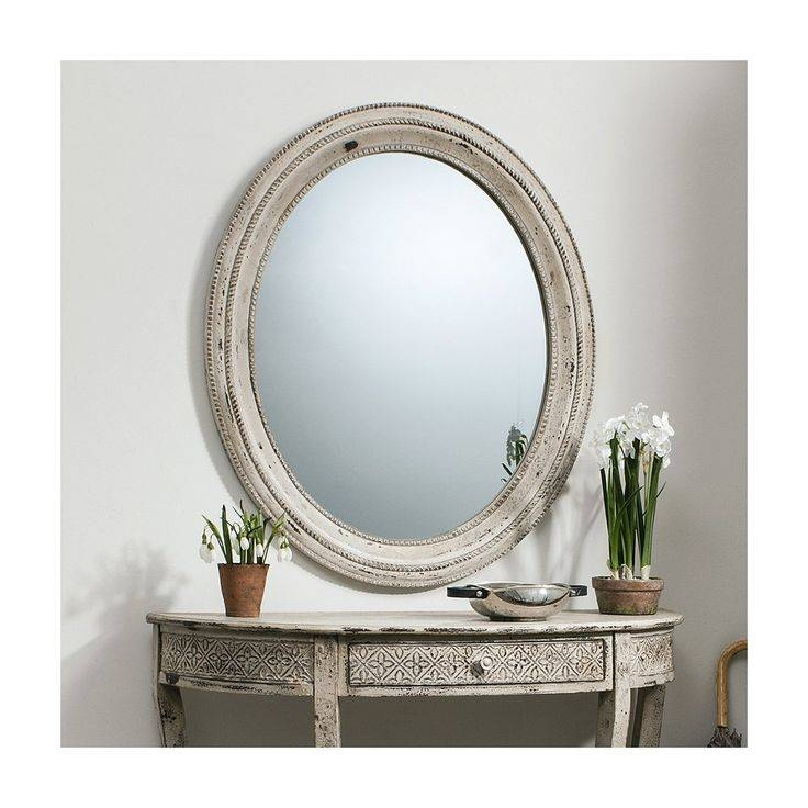 10 Best Multi Facet Mirrors Images On Pinterest | Framed Mirrors With Regard To Oval Cream Mirrors (#1 of 30)