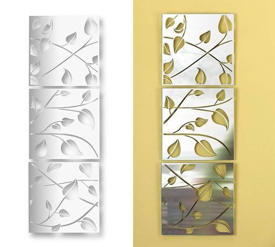 10 Cool And Unusual Wall Mirrors – Design Swan In Unusual Wall Mirrors (View 3 of 20)