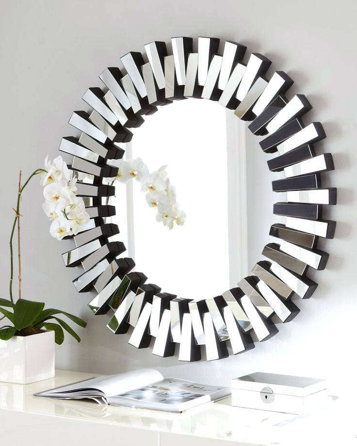 Inspiration about 10 Cool Large Wall Mirror Designer Innovative Ideasfunky Round Intended For Large Funky Mirrors (#8 of 15)