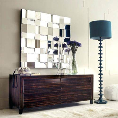 10 Cool Large Wall Mirror Designer Innovative Ideasfunky Round Intended For Large Funky Mirrors (#1 of 15)
