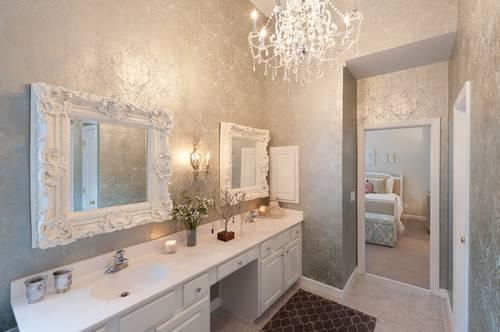 10 Stylish Ideas Using Bathroom Mirrors Inside Ornate Bathroom Mirrors (#1  Of 20)