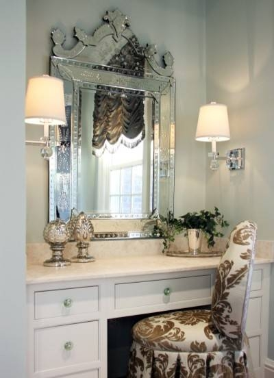 10 Types Of Bathroom Mirrors With Venetian Bathroom Mirrors (#2 of 20)