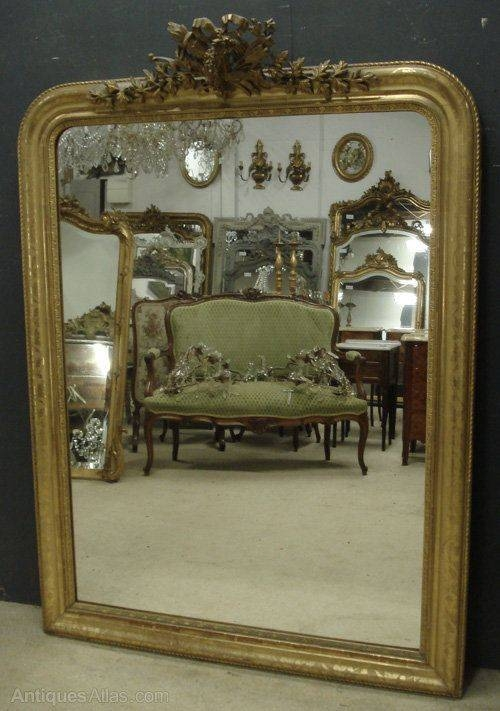 100 Best French Mirrors Images On Pinterest | French Mirror Regarding Antique French Mirrors (View 20 of 20)