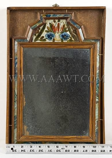 104 Best Mirrors Images On Pinterest | Mirror Mirror, Antique With Regard To Antique Looking Mirrors (#2 of 20)