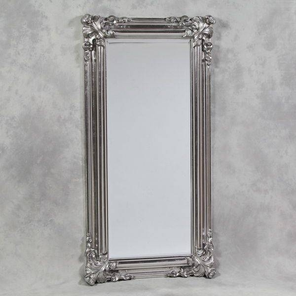 104 Best Mirrors Images On Pinterest | Mirrors, Home And Mirror Mirror With Shabby Chic Floor Standing Mirrors (#2 of 30)