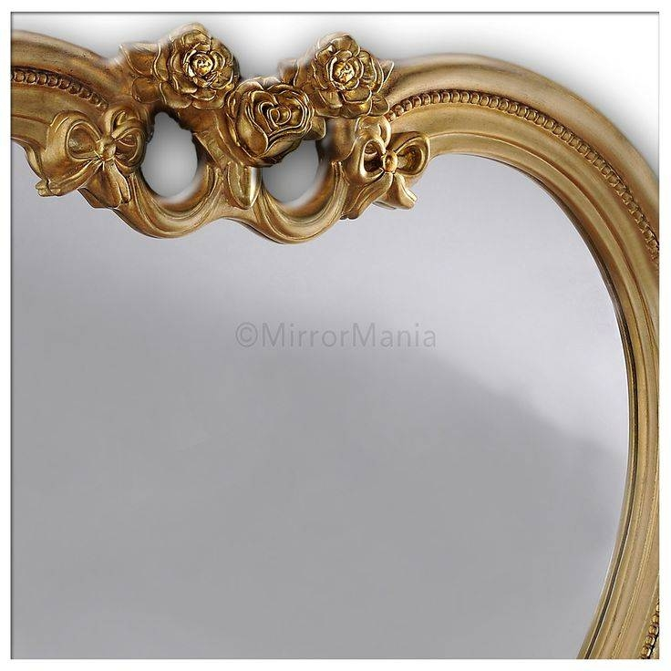 106 Best Our Ornate Mirrors Images On Pinterest | Mirror Mirror In Gold Heart Mirrors (#1 of 30)