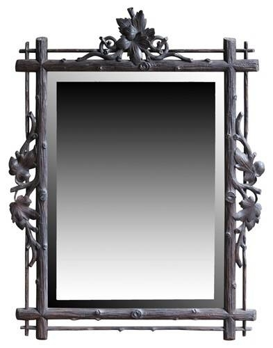 107 Best V&m Mirrors Images On Pinterest | Mirror Mirror, Antique For Black Antique Mirrors (View 29 of 30)