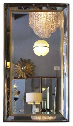 107 Best V&m Mirrors Images On Pinterest | Mirror Mirror, Antique With Silver Glitter Mirrors (View 18 of 20)