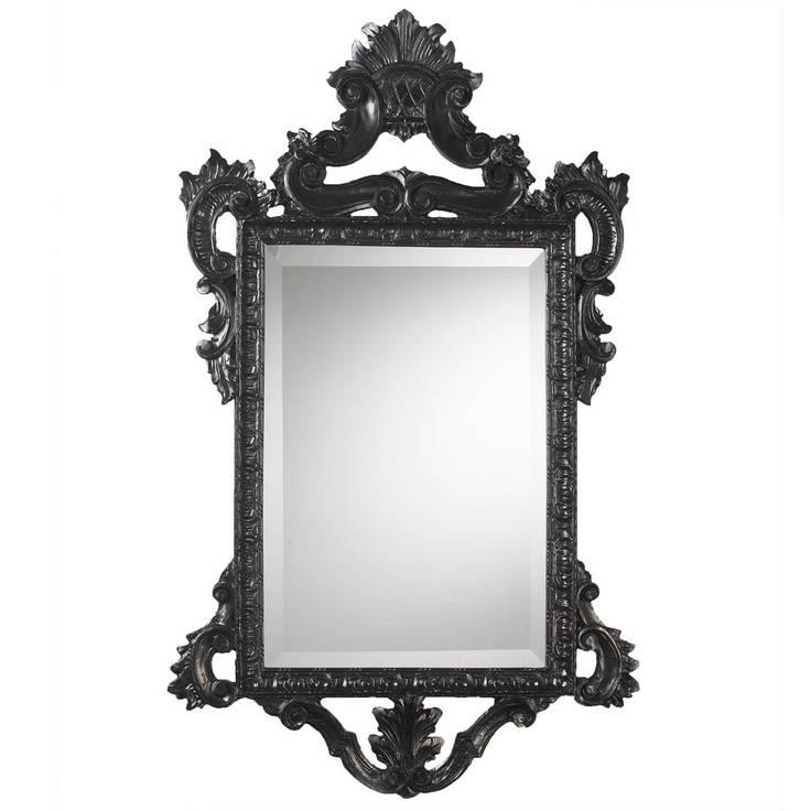 109 Best Baroque Mirror Images On Pinterest | Baroque Mirror Regarding Black Baroque Mirrors (View 15 of 20)