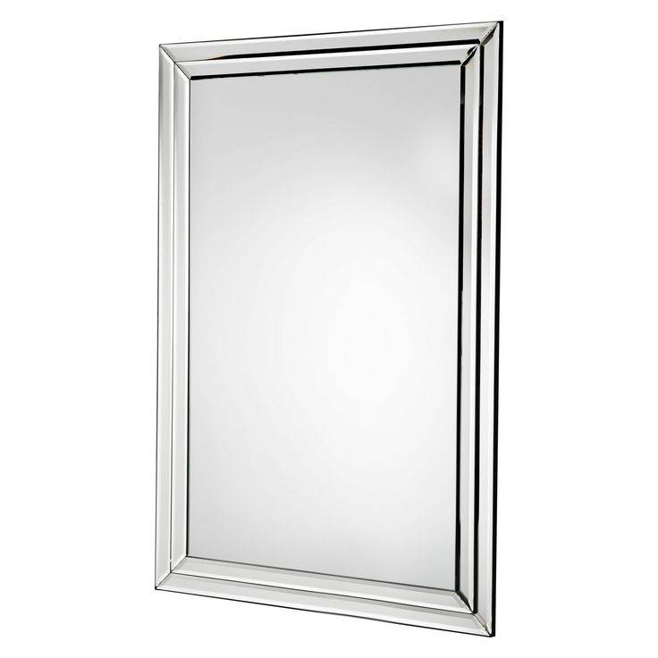 11 Best Hallway Mirrors Images On Pinterest   Hallways, Floor With Regard To Bevelled Mirrors Glass (#1 of 20)