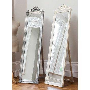 11 Best Mirrors Images On Pinterest | Mirror Mirror, Bedroom Pertaining To Full Length Free Standing Mirrors With Drawer (#2 of 20)