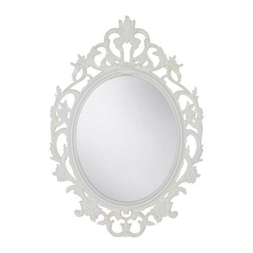 110 Best Mirrors Images On Pinterest | Bathroom Ideas, Bathroom Within Oval White Mirrors (#1 of 30)