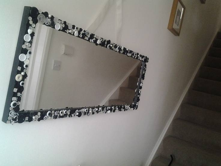 110 Best Mirrors Images On Pinterest | Crafts, Vintage Mirrors And With Embellished Mirrors (#2 of 30)