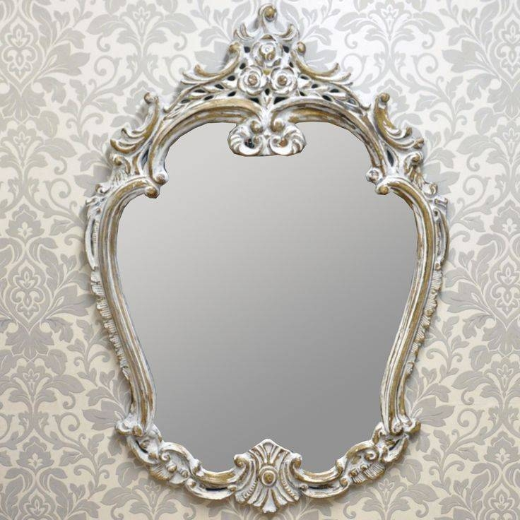 112 Best Mirror, Mirror On The Wall Images On Pinterest | Mirror Pertaining To French Style Wall Mirrors (#2 of 30)