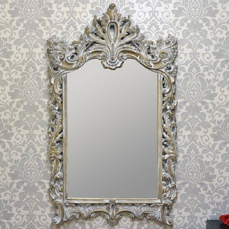 112 Best Mirror, Mirror On The Wall Images On Pinterest | Mirror With French Chic Mirrors (View 5 of 30)