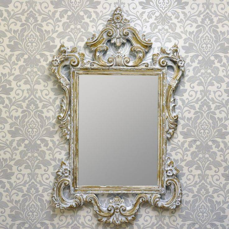 112 Best Mirror, Mirror On The Wall Images On Pinterest | Mirror With French Style Wall Mirrors (#3 of 30)