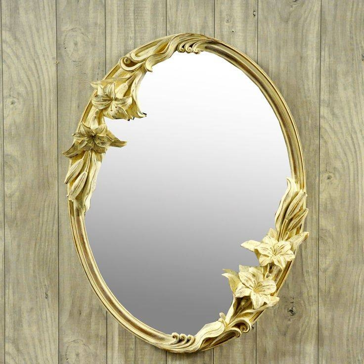 112 Best Mirror, Mirror On The Wall Images On Pinterest   Mirror Within Antique Cream Wall Mirrors (View 9 of 20)