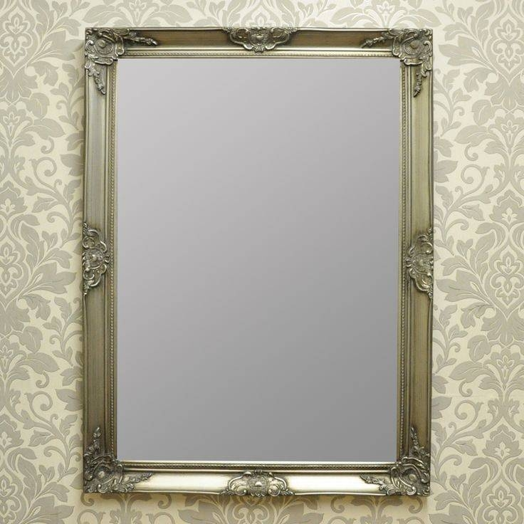 112 Best Mirror, Mirror On The Wall Images On Pinterest | Mirror Within French Style Wall Mirrors (#4 of 30)