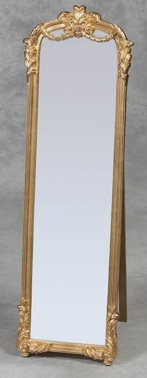 115 Best Cheval Mirror Images On Pinterest | Home, Mirror Mirror Throughout Gold Standing Mirrors (#1 of 30)