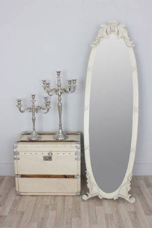 115 Best Cheval Mirror Images On Pinterest | Home, Mirror Mirror With Regard To Shabby Chic Free Standing Mirrors (#4 of 30)