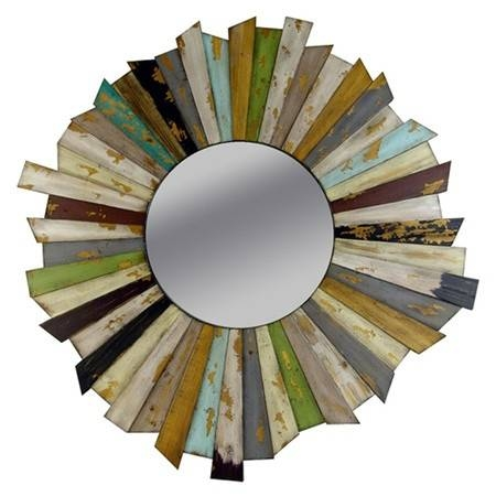 115 Best Mirror Mirror On The Wall Images On Pinterest | Mirror Regarding Funky Round Mirrors (View 5 of 30)