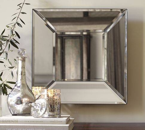 116 Best Mirrors Images On Pinterest | Mirror Mirror, Mirror And With Square Bevelled Mirrors (View 3 of 15)